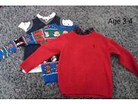 Boys 3 - 4 Clothes