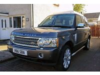 Land Rover Range Rover 4.2 Supercharged Vogue SE L322 Chrome Pack FSH - Price Dropped!