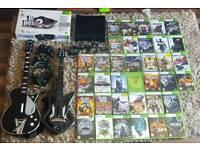 250gb Xbox 360 ,36 games plus more