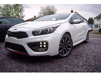 Kia Pro Ceed GT Tech 2015 with only 20500 miles!