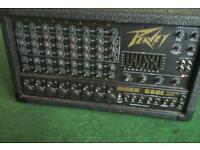 Peavey XR 680E amp