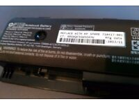 GENUINE HP TouchSmart PI06 Notebook Battery 710417-001