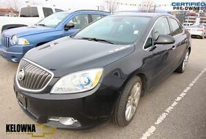 2013 Buick Verano Leather Package, Sunroof, Alloys