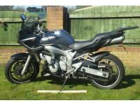 Yamaha fz6 600cc