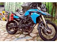 2013 BMW f800gs perfect for you traveling in SOUTH AMERICA