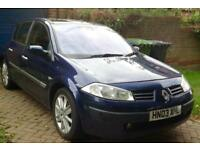 2003 Renault Megan 66.000 miles £500 ONO !