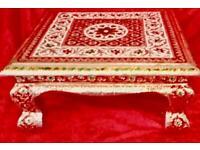 Mehndi Seat/Floor Table