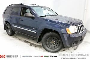 2008 Jeep Grand Cherokee North DIESEL *Cuir,Toit ouvrant,Démarre