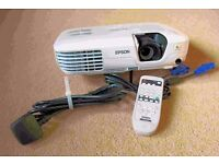 Epson EB-S7 multi media projector (unused and still in original packaging)