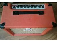 Orange Crush 15R Guitar Combo Amp Amplifier w/ Reverb. Barely used!