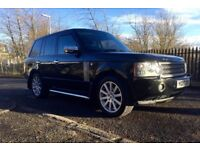Range Rover Vogue TDV8, has been kept to high standard mechanically.