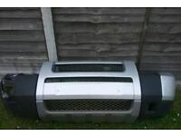 Freelander 1 face-lift front bumper, does have missing cover panel as seen in picture