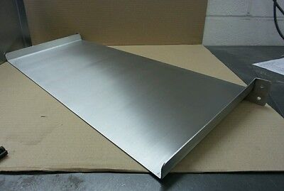 600mm Stainless Steel Waterfall Spillway Veggie Filter 250mm Spout koi pond weir