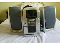Hi-fi system - CD, Radio and Tape!