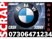 🇩🇪 WANTED BMW CARS E36 E39 E46 FAST CASH ON COLLECTION DAMAGED NON RUNNER NO MOT COLLECT TODAY