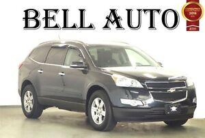 2010 Chevrolet Traverse 1LT 7 PASSANGER ALLOY- WHEELS ONSTAR