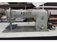 Adler 296 Industrial Heavy Duty Lockstitch Sewing Machine