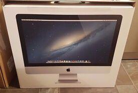 """MD093B/A - Apple iMac 21.5"""" Intel i5 2.7Ghz 8GB 1TB Slim Late 2012 Sierra+Office BOXED"""
