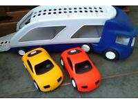 Little Tikes Transporter Lorry And Cars