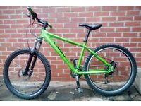 Mountain Bike/ Bicycle ready for commuting and offroad (MARIN DOWNHILL MTB)