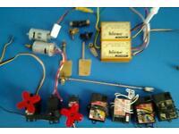 Electrics for model boats