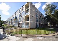 newly painted 4 double bedroom, first floor apartment with a balcony, next queen mary university