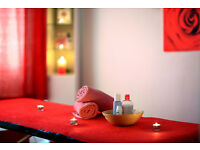 Relaxing massage by pretty Rebeca! (Please click on weblink for photos)