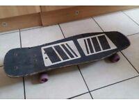 Teenagers Vintage skateboard