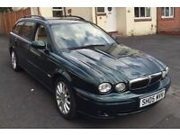2005 JAGUAR X-TYPE 2.0D ESTATE