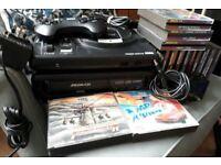 Sega Mega CD / Megadrive / 14 Mega CD Games !
