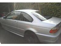 BMW 325 CI SPORT Automatic 2002 Petrol