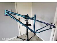 Ragley BigWig steel enduro bike frame, Medium 2020 (29er, boost)