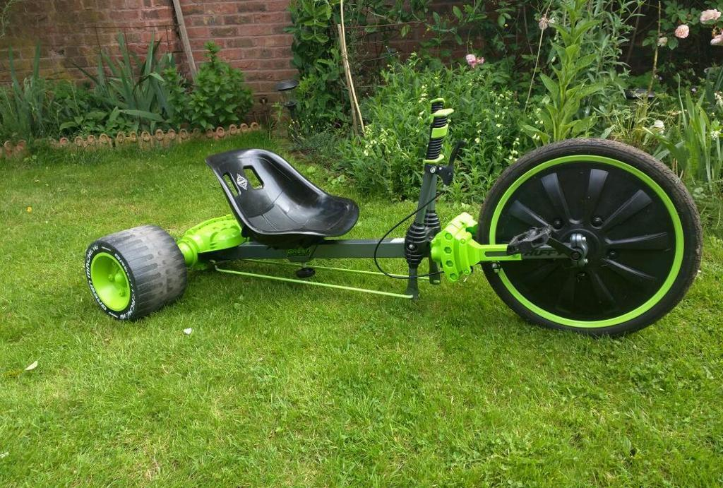 green machine drift trike