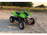 Apache RLX 450 Road Legal Quad ATV