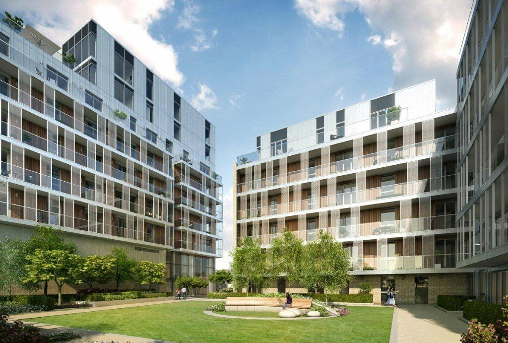LUXURY BRAND NEW 1 BEDROOM APARTMENT IN QUEENS PARK PLACE NW6, DESIGNER FURNISHED & VACANT! KILBURN