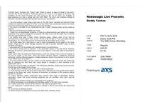 Daddy Yankee 10/08/18 ticket !