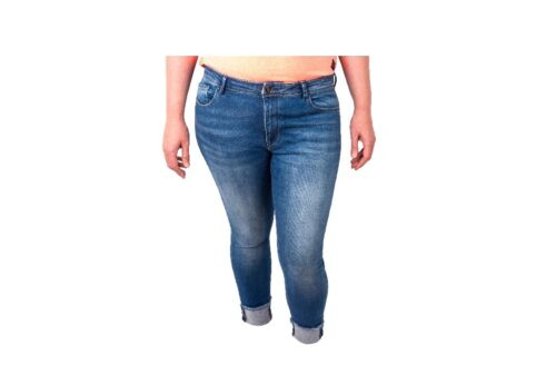ae316dc9b531 Only Damen Carmen Skinny Jeans Verblasstes Blau -Neu mit Etikett in Wembach