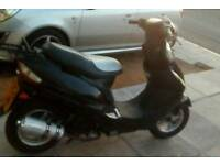 50 cc direct bike btm only covered 400 miles