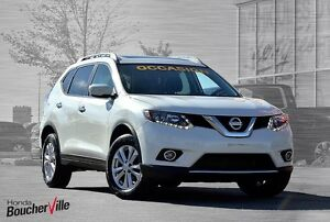 2015 Nissan Rogue SV AWD RETOUR DE LOCATION 1 SEUL PROPRIETAIRE