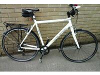 Boardman aluminium bike