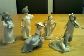 A selection of NAO figures