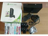 BOXED XBOX 360 500GB Elite Bundle