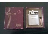 ronson princess lighter ' vintage ( circa 1960s )
