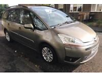 Citroen Grand Picasso 1.6 Diesel Automatic