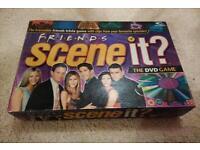 FRIENDS scene it? DVD quiz game