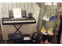 Yamaha Keyboard PSR-282