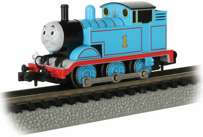 Bachmann Trains N Scale Thomas the Tank Engine with Moving Eyes 58791