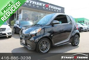 2015 Smart fortwo REDUCED!!! BRABUS, PASSION, NAVI