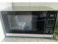 Move out of sale - Sharp microwave oven