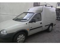Vauxhall Combo 1.7D